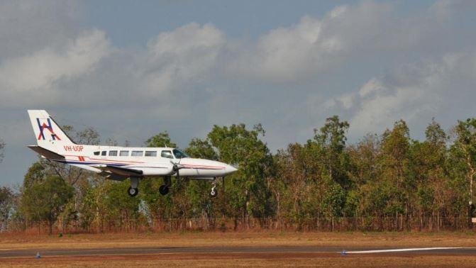 Tiwi Plane